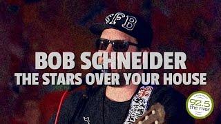 Bob Schneider peforms