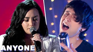 Demi Lovato - Anyone (Reaction Cover to Live GRAMMYs Performance)