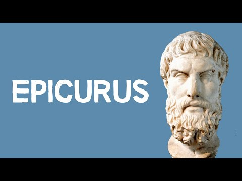 EPICURUS | The Philosophy Of Pleasure