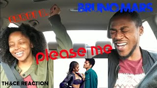 Cardi B And Bruno Mars - Please Me   Th&ce Reaction