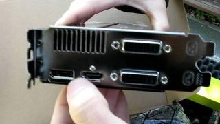Radeon HD 5870 1GB ATI Video Card XFX Unboxing Linus Tech Tips