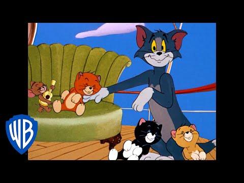 Том и Джерри | На повторе | WB Kids