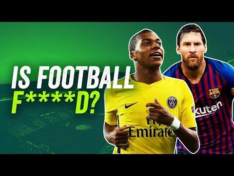 Will the European Super League RUIN FOOTBALL FOREVER?