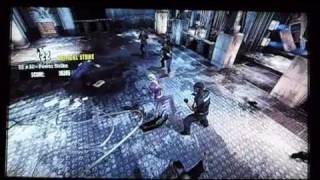 Batman: Arkham Asylum - Maximum Punishment Joker Challenge Map (27,805)