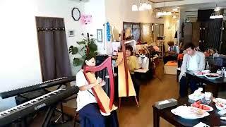 大好きなゆうみんの伴奏で、気持ちよく熱唱(^-^)練習なしの本番(笑)即興...