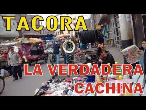 TACORA - LA CACHINA MAS GRANDE DEL PERU | Dilo Nomas