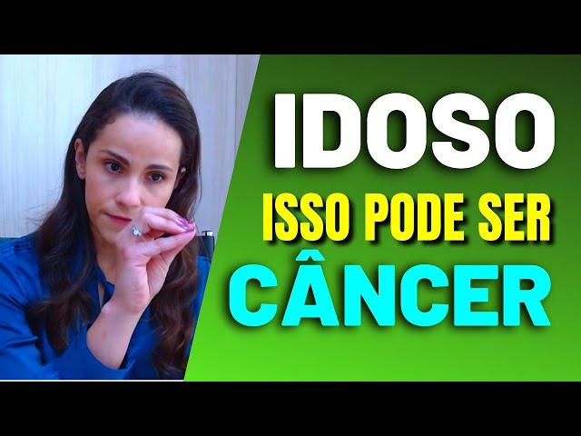 Câncer em Idosos - Orientações Práticas Para Pacientes e Cuidadores