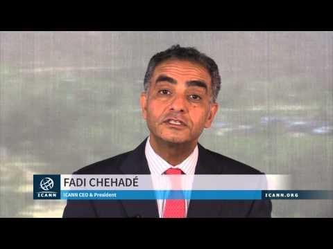Fadi Chehadé, President and CEO, ICANN - ArmIGF 2015 Armenia