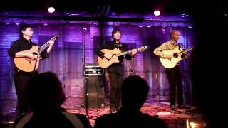 California Guitar Trio - Train To Lamy Suite [HD]