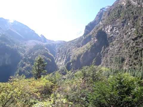Chame to Pisang - Annapurna Circuit