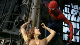 SPIDER MAN 3 HINDI: PETER VS HARRY BEST FIGHT& COMEDY SCENE