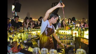 SHAKEN OR STIR - HONG KONG MIXOLOGIST TIMOTHY CHING