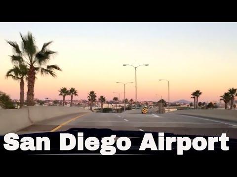 13 Minutes San Diego, California International Airport driving directions (SAN)