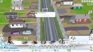 Simcity: Episode 1- GAS STATION GROCCERIES!