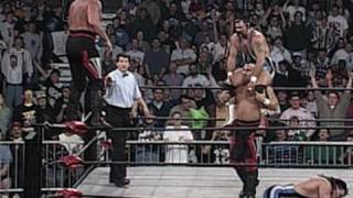 TV: Steiner Brothers vs. Road Warriors  WCW Monday Nitro