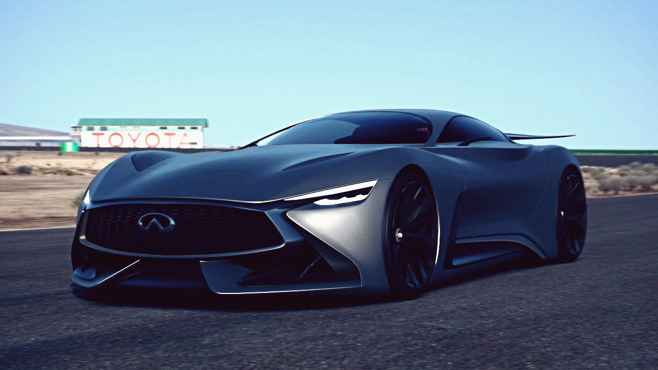 gt6 infiniti concept vision gran turismo super lap. Black Bedroom Furniture Sets. Home Design Ideas