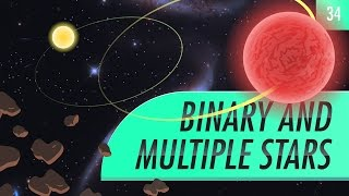 Binary and Multiple Stars: Crash Course Astronomy #34