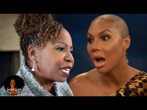 Iyanla Vanzant Threatening LEGAL ACTION Over Tamar's Comments On Wendy Williams (Allegedly)
