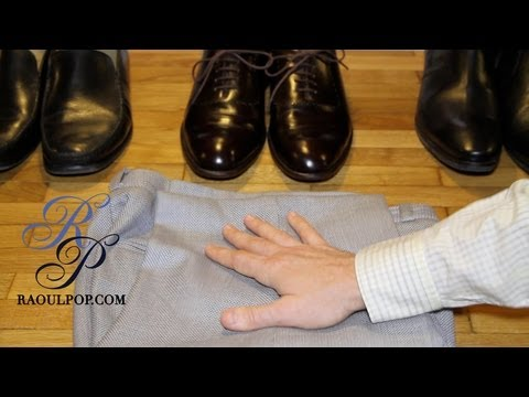 How to pair shoes with pants - A Guide to a Good Life