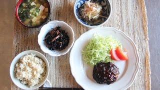Japanese Dinner Menu 2 - Japanese Cooking 101