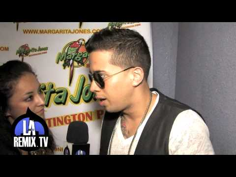LARemix.tv interviews De La Ghetto