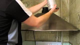 видео Пластиковые воздуховоды для вытяжки: гофрированные трубы, как выбрать и установить