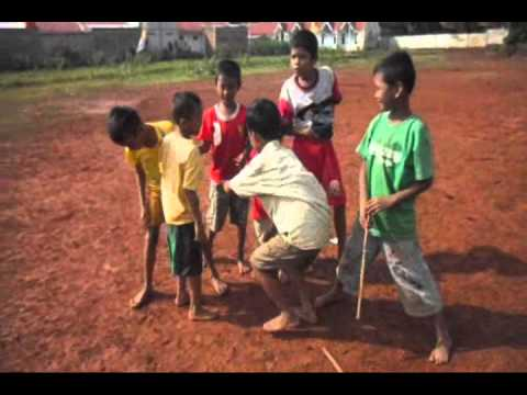 Permainan Tradisional Anak Indonesia Youtube