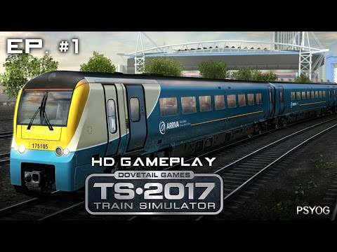 Train Simulator 2017 Academy ✮ HD Gameplay ✮ No Commentary