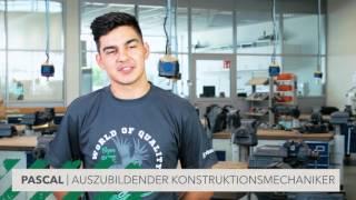 VÖGELE Ausbildung Konstruktionsmechaniker/in