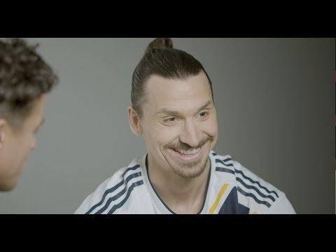 Zlatan Ibrahimović joins LA Galaxy: First Interview