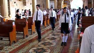 grados Aquileo Parra 2011