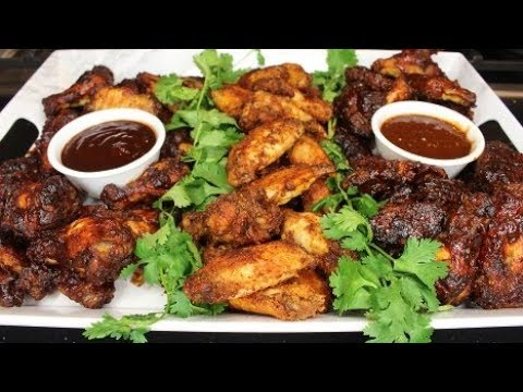 How To Make | Chicken Wings 3 Ways With Buffalo Wild Wing Sauce Recipe In The Oven