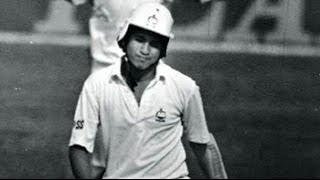 At 17, Sachin said this about his female fans