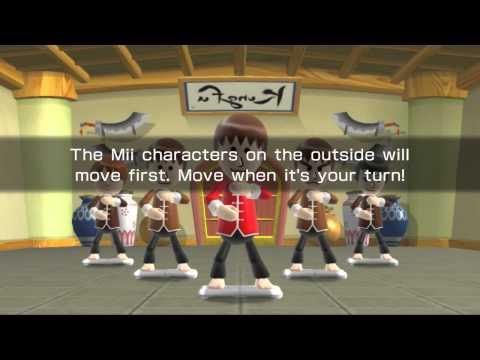 Wii Fit U Playthrough Part 6