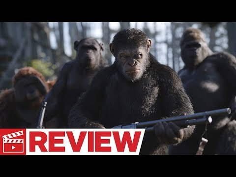 Thumbnail: War for the Planet of the Apes (2017) Movie Review