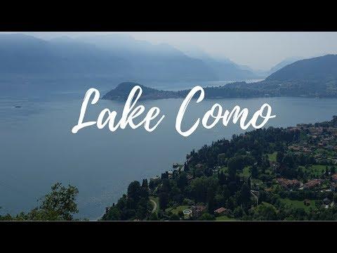 Lake Como, Italy- Travel Vlog