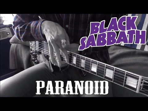Black Sabbath / - Paranoid   : by Gaku