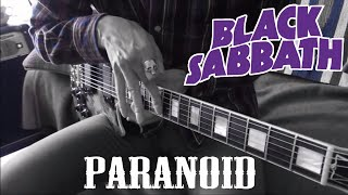 Black Sabbath - Paranoid   : by Gaku