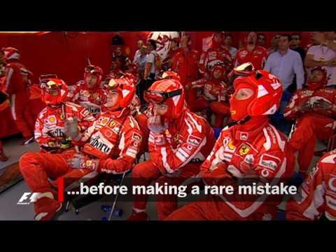 Schumacher Finally Wins in Shanghai | 2006 Chinese Grand Prix