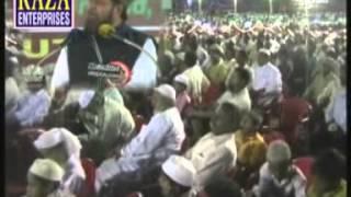 maulana  obaidullah khan azmi taqreer on milade mustafa(s.a)  bijapur