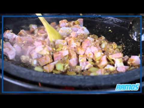 Discada de Molleja de Carnes Ramos by Emparrillados