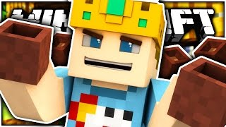 Minecraft | THE FLOWER POT KING!!