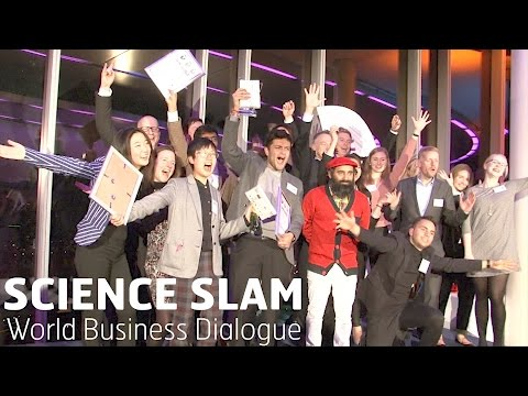 SCIENCE SLAM :: World Business Dialogue
