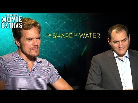 The Shape of Water (2017) Michael Shannon And Michael Stuhlbarg talk about the movie streaming vf