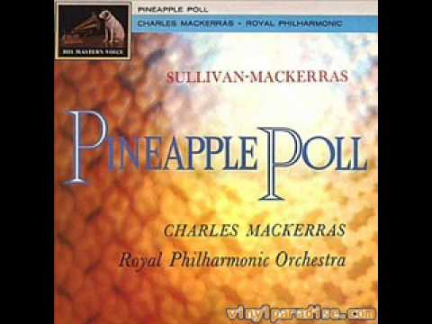 Pineapple Poll Ballet Suite - Mvt. 8 Captain Belaye's Solo and Sailor's Drill