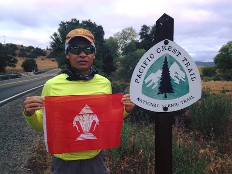 First 110 Miles Pacific Crest Trail Section-A