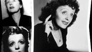 Edith Piaf - A quoi ca sert l
