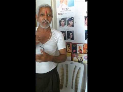 Acupuncture For Shoulder Pain, 3 minute treatment – Dr. Prakash Verekar