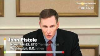 TSA Head John Pistole: No Body-Cavity Searches...Yet