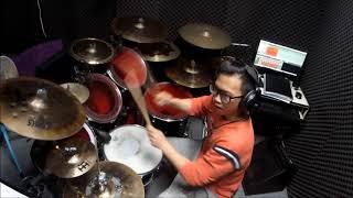 aMEI - 連名帶姓 搖滾版 文慧如翻唱版 (Drum cover)